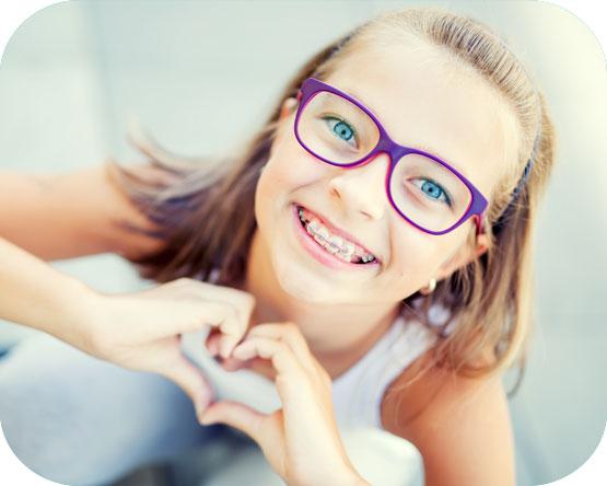 teen orthodontist